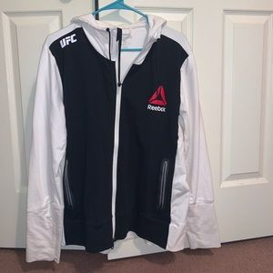 UFC walkout jacket Reebok